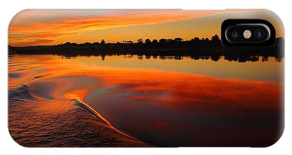 Nile Sunset IPhone Case
