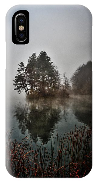 Nimisila Reflections IPhone Case