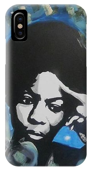 Nina Nina IPhone Case