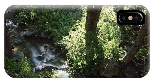 Ninemile Creek IPhone Case