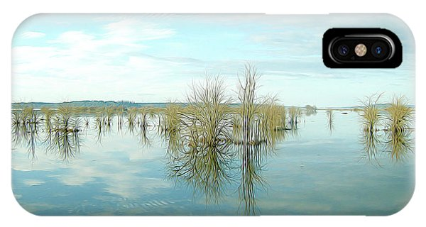 Nisqually High Tide IPhone Case