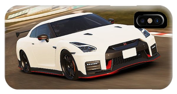 Nissan Gt-r Nismo - 02  IPhone Case