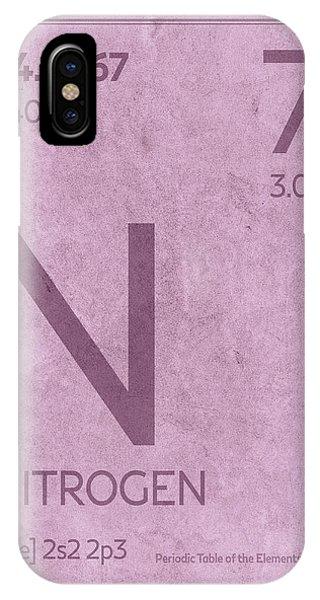 Nitrogen Iphone Cases Fine Art America
