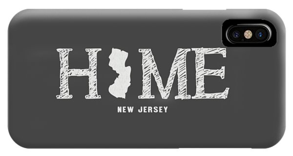 Nj Home IPhone Case