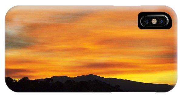Nm Sunrise IPhone Case
