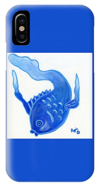 No Name Fish IPhone Case