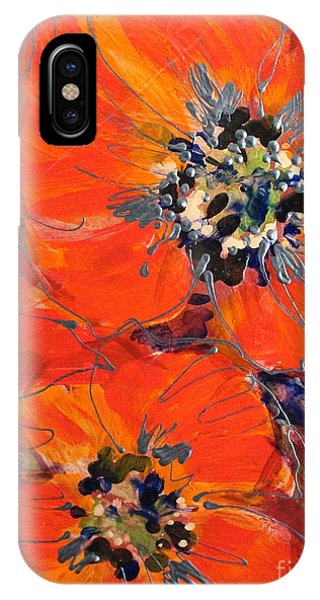 Magic Poppy IPhone Case