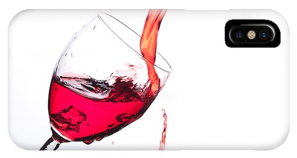 No Wine Was Harmed During The Making Of This Image IPhone Case