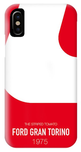 Knight iPhone Case - No003 My Starsky And Hutch Minimal Movie Car Poster by Chungkong Art