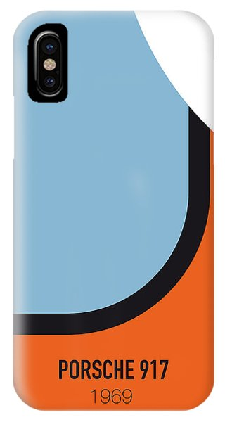 Knight iPhone Case - No016 My Le Mans Minimal Movie Car Poster by Chungkong Art