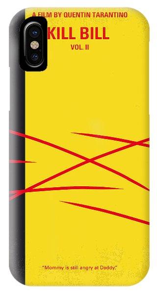 Viper iPhone Case - No049 My Kill Bill-part2 Minimal Movie Poster by Chungkong Art