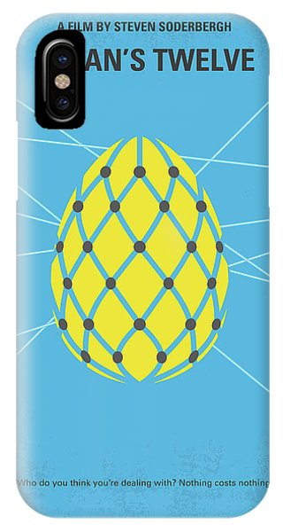 Style iPhone Case - No057 My Oceans 12 Minimal Movie Poster by Chungkong Art