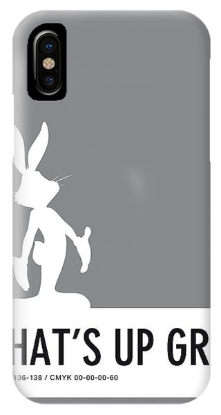No06 My Minimal Color Code Poster Bugs IPhone Case