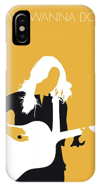 Crow iPhone Case - No074 My Sheryl Crow Minimal Music Poster by Chungkong Art