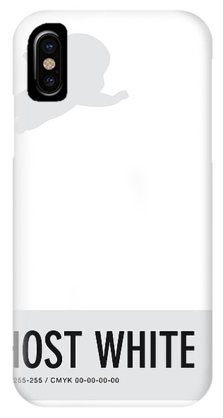 No09 My Minimal Color Code Poster Casper IPhone Case