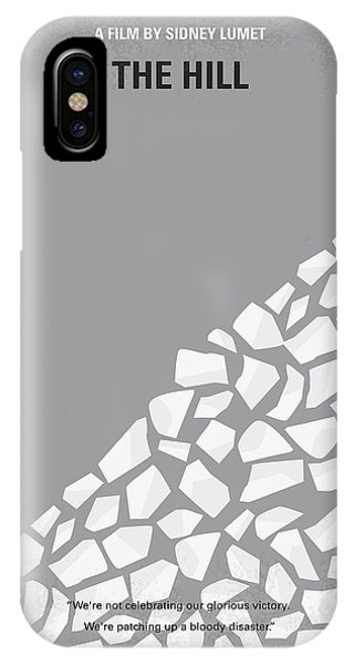 Hills iPhone Case - No091 My The Hill Minimal Movie Poster by Chungkong Art
