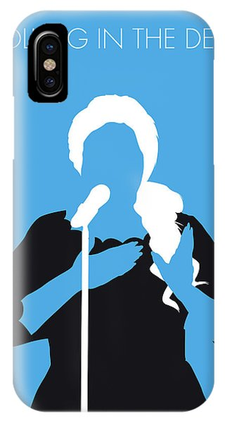 Adele iPhone Case - No099 My Adele Minimal Music Poster by Chungkong Art