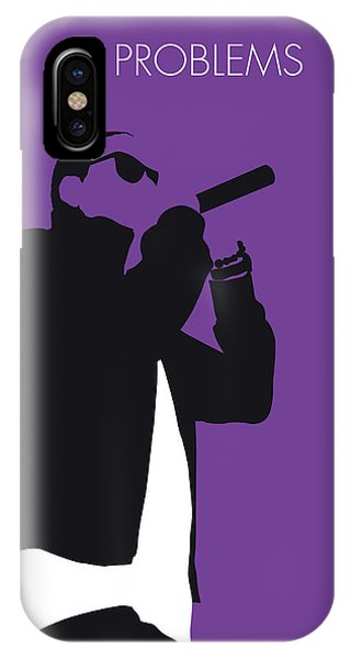 No101 My Jay-z Minimal Music Poster IPhone Case