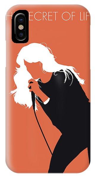 Faith iPhone Case - No113 My Faith Hill Minimal Music Poster by Chungkong Art