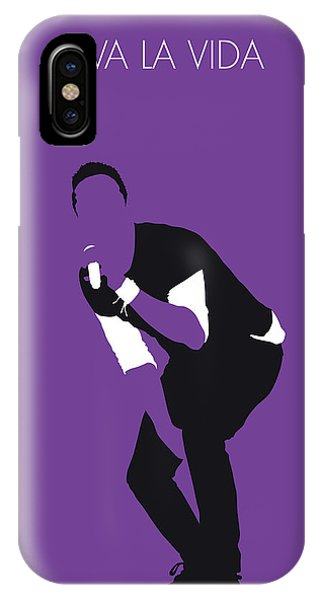 No121 My Coldplay Minimal Music Poster IPhone Case