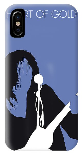 No128 My Neil Young Minimal Music Poster IPhone Case