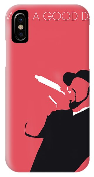 Rhythm And Blues iPhone X / XS Case - No132 My Ice Cube Minimal Music Poster by Chungkong Art
