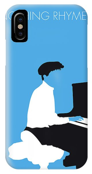 Irish iPhone Case - No149 My Gilbert Osullivan Minimal Music Poster by Chungkong Art