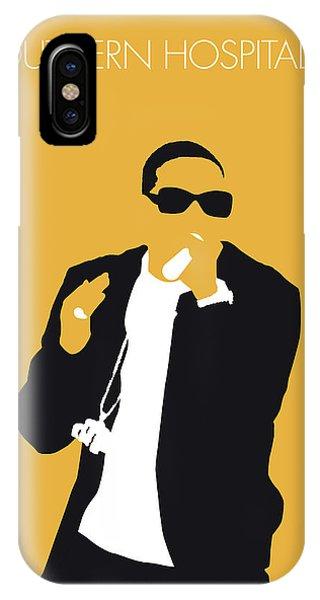 No154 My Ludacris Minimal Music Poster IPhone Case