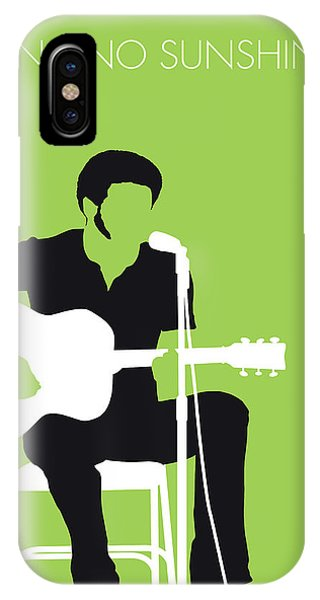 Rhythm And Blues iPhone X / XS Case - No156 My Bill Withers Minimal Music Poster by Chungkong Art