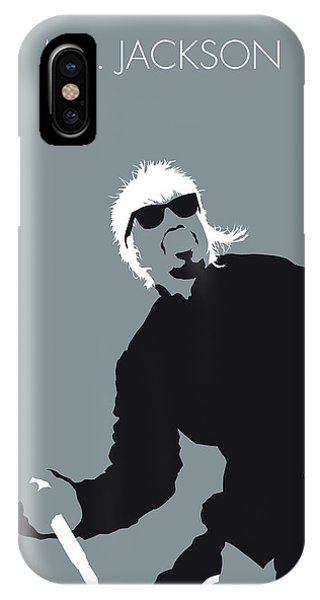 No167 My Outkast Minimal Music Poster IPhone Case