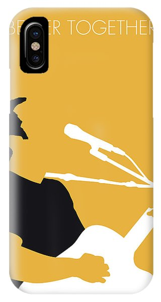 Jack iPhone Case - No174 My Jack Johnson Minimal Music Poster by Chungkong Art