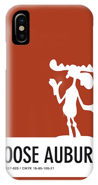 No19 My Minimal Color Code Poster Bullwinkle IPhone Case
