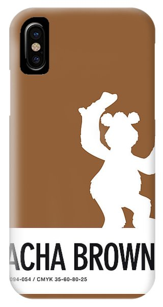 Frogs iPhone Case - No28 My Minimal Color Code Poster Fozzy  by Chungkong Art