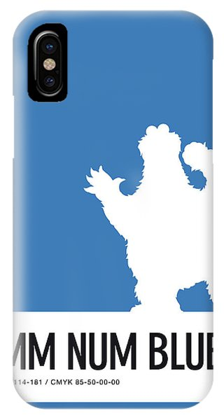Amphibians iPhone Case - No29 My Minimal Color Code Poster Cooky  by Chungkong Art