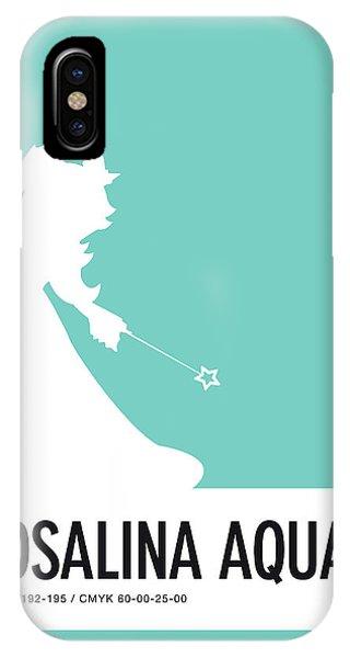 Daisy iPhone Case - No39 My Minimal Color Code Poster Rosalina by Chungkong Art