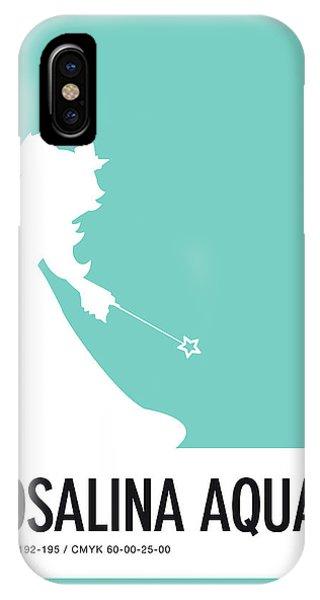 Floral iPhone Case - No39 My Minimal Color Code Poster Rosalina by Chungkong Art