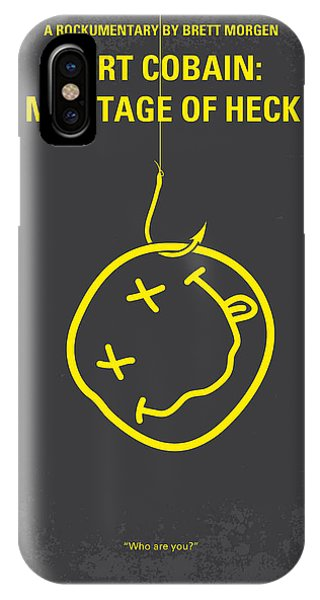 Dave iPhone Case - No448 My Montage Of Heck Minimal Movie Poster by Chungkong Art