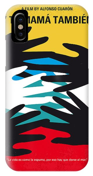 Style iPhone Case - No468 My Y Tu Mama Tambien Minimal Movie Poster by Chungkong Art