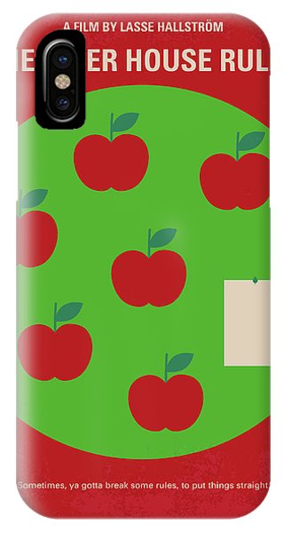 Homer iPhone Case - No807 My The Cider House Rules Minimal Movie Poster by Chungkong Art