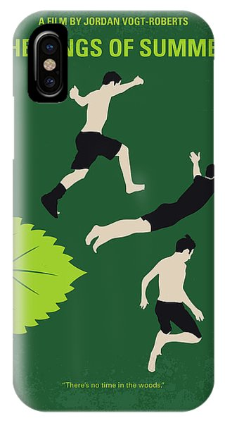 Destiny iPhone Case - No865 My The Kings Of Summer Minimal Movie Poster by Chungkong Art