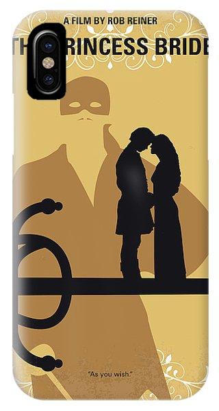 No877 My The Princess Bride Minimal Movie Poster IPhone Case
