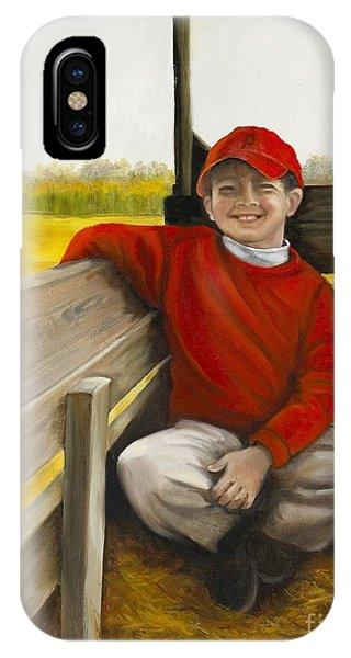 Noah On The Hayride IPhone Case