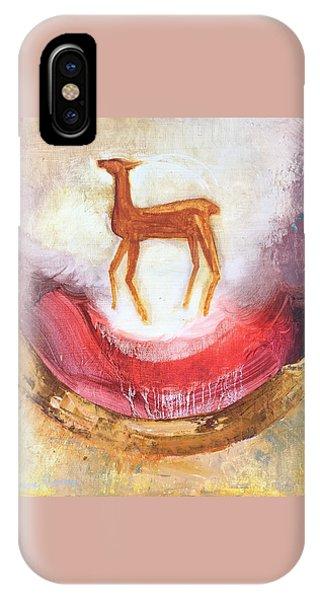 Noble Deer IPhone Case