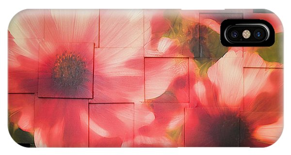 Nocturnal Pinks Photo Sculpture IPhone Case