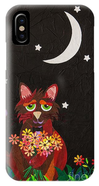 Nocturnal Romantic IPhone Case