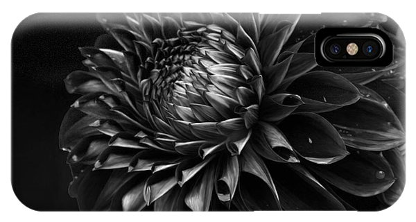 Noir Beauty IPhone Case