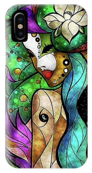 Katrina iPhone Case - Nola by Mandie Manzano