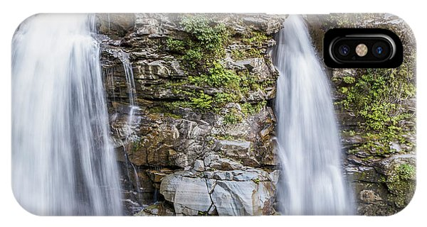 Nooksack Falls IPhone Case