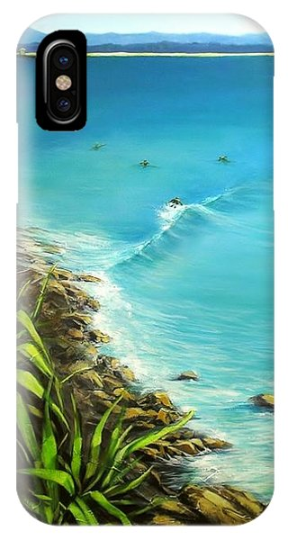 Noosa National Park IPhone Case