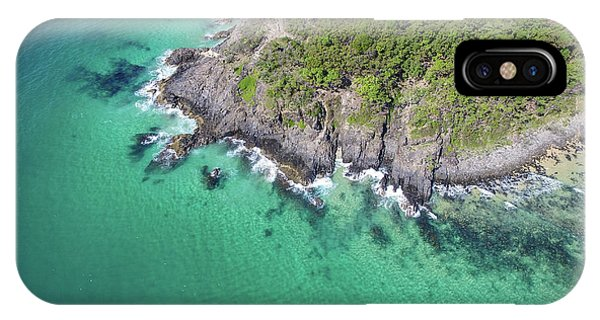 IPhone Case featuring the photograph Noosa National Park by Keiran Lusk